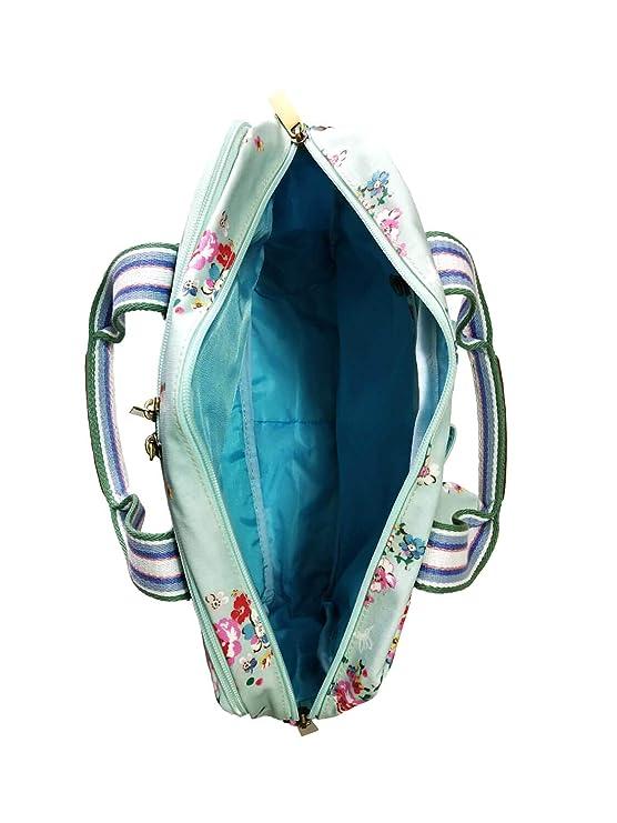 Reya Rosette Meadow Rose Diaper Changing Bag