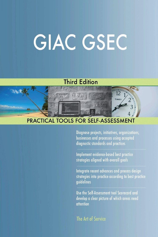 Giac Gsec Third Edition Amazon Gerardus Blokdyk