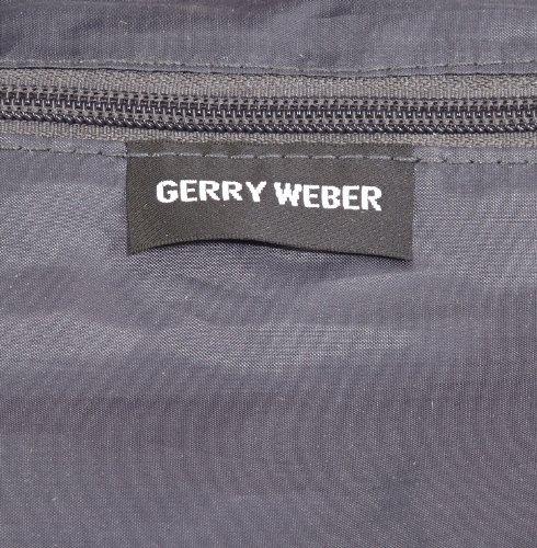 GERRY WEBER Hometown Handbag 4080002338 Damen Henkeltasche 33x22x14 cm (B x H x T) Grün (Dark Green 602) 2NO0PSUu
