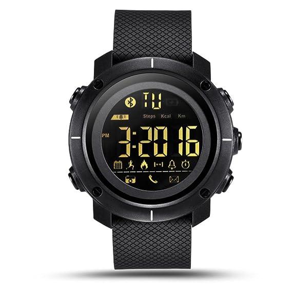 STRIR LEMFO LF19 Reloj inteligente, resistencia al agua IP68 ...