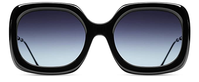 Amazon.com: Matsuda M2035 BLK anteojos de sol: Clothing