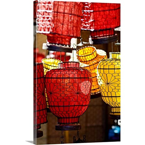 Amazon.com: Ray Laskowitz Premium Thick-Wrap Canvas Wall Art ...