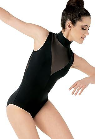 5a98b5a8116a Amazon.com  Balera Leotard Girls One Piece For Dance Womens ...