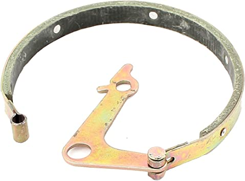 sourcingmap® tambor trasero cinta de freno Las bicicletas ...