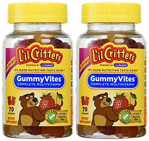 Lil Critters Gummy Multi Vitamin Mineral product image