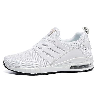 H-Mastery Zapatos Respirable EN Verano Zapatos para Correr EN ...