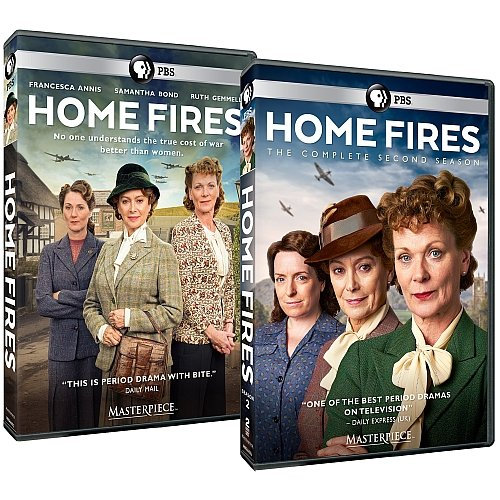 Masterpiece: Home Fires Seasons 1-2 DVD ()