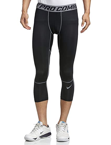 797cea3710 Nike Mens Pro Hypercool 3/4 Tights: Amazon.ca: Sports & Outdoors