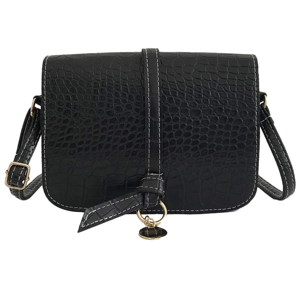 iHENGH 2019 nuovo Borsa a Spalla Moda Casual Donna Bag