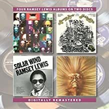 4 Classic Albums (Funky Serenity/ Golden Hits/ Solar Wind/ Sun Goddess) / Ramsey Lewis