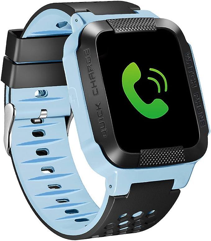 Amazon.com: Kids GPS Tracker reloj, eiffelt Smart Watch para ...
