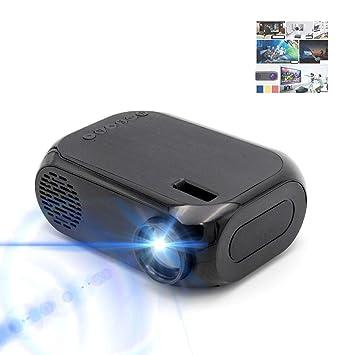Proyector - Proyector Casero HD Compatible Con 1080P: Amazon.es ...