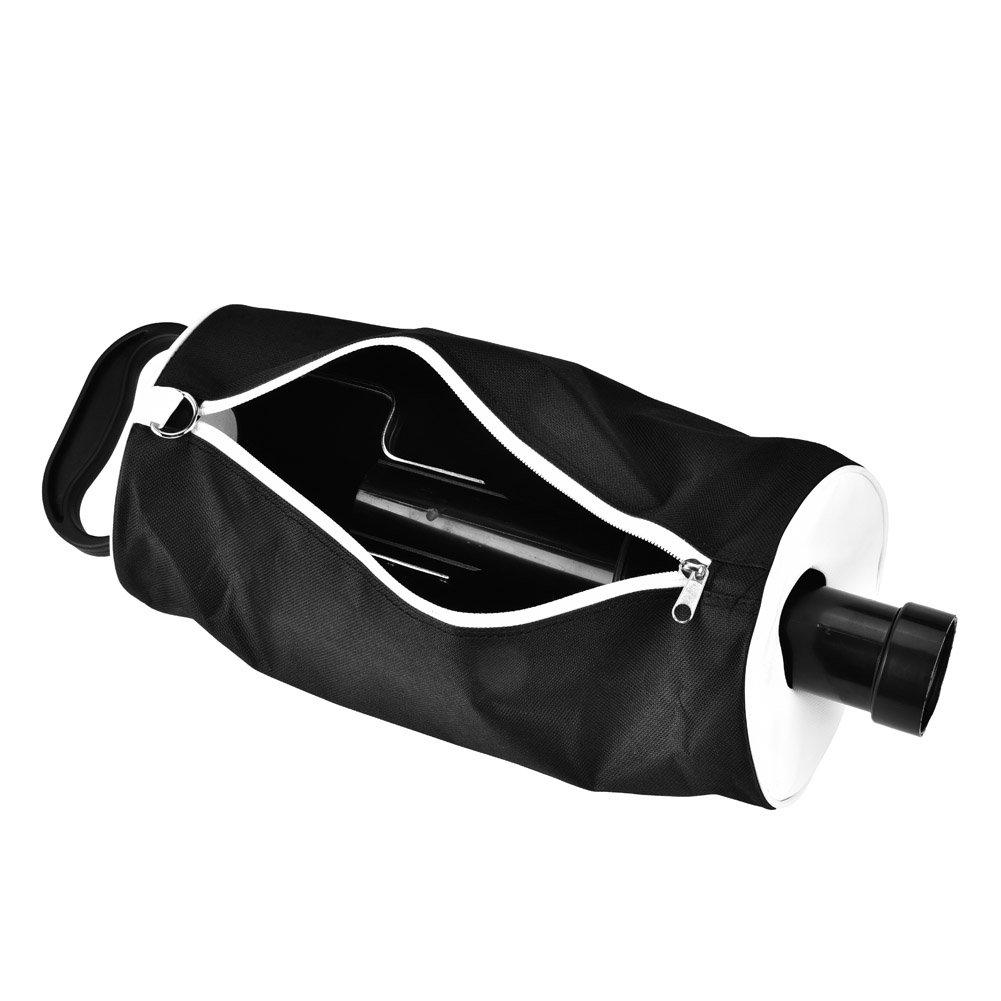 Vbestlife Golf Ball Pick Up Bag,Portable Golf Ball Picker Pick-Ups Retrievers Grabber Pocket Storage Bag Scooping Device by Vbestlife (Image #5)