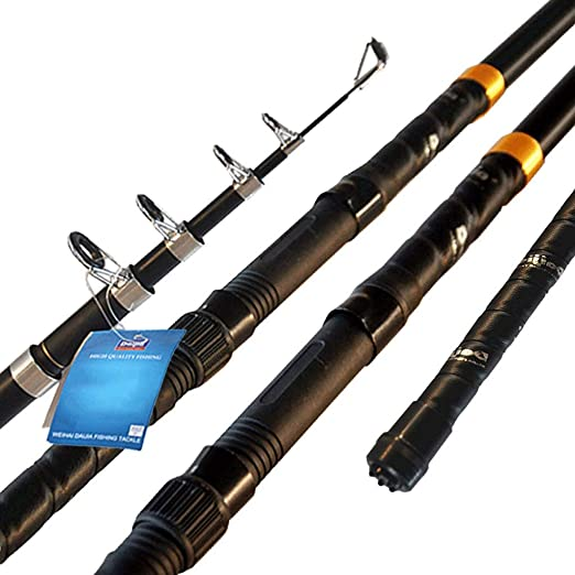 Zcx Caña de Pescar Tackle de Pesca Voyager Select Telesopic ...