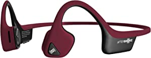 AfterShokz Air Open Ear Wireless Bone Conduction Headphones, Canyon Red, AS650CR