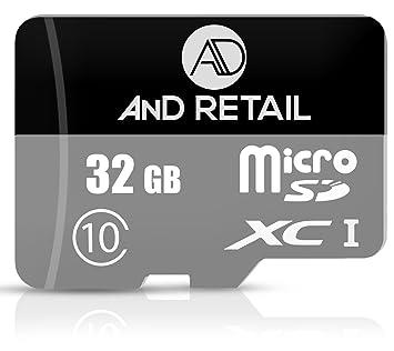 iRulu - Tarjeta de memoria Micro SD 32 gb: Amazon.es ...