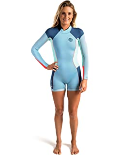 Amazon.com   Rip Curl Madi Long Sleeve Boy Leg Spring Suit 570a5a519