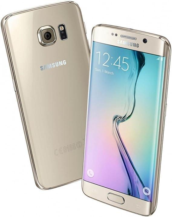 Smartphone de Memoria (32GB) para Samsung Galaxy S6 Edge Oro ...