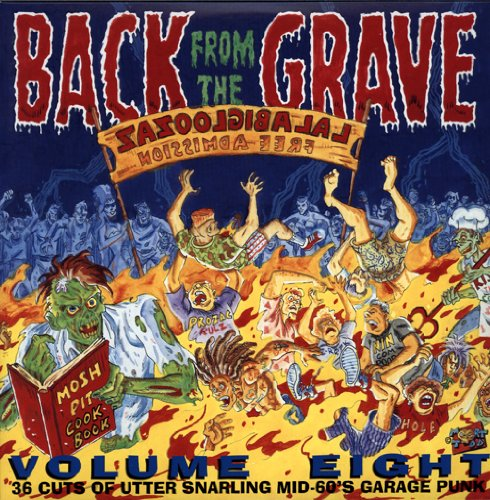 VA-Back From The Grave Vol 8 Utter Snarling Mid-60s Punk-REMASTERED-CD-FLAC-2016-NBFLAC Download