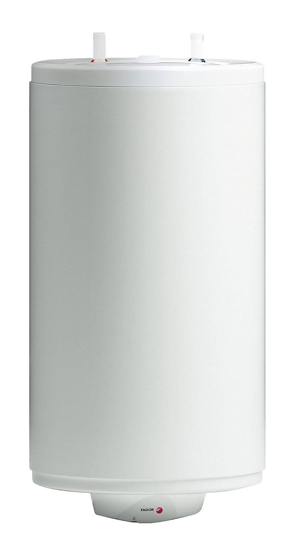 Fagor M-100 N3 calentadory - Hervidor de agua (Horizontal/Vertical, Depósito (almacenamiento de agua), Interior, Eléctrico, Blanco, Acero esmaltado): ...