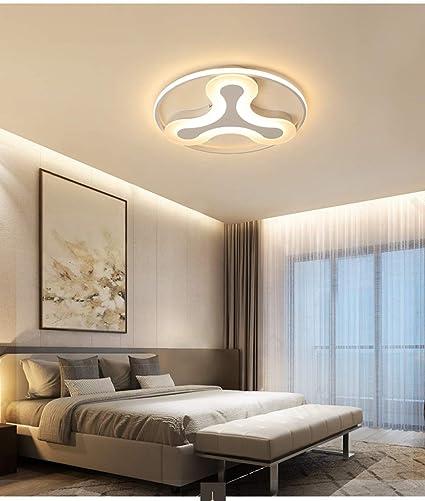 Lámpara de Techo LED, Protección para los Ojos Moderno ...