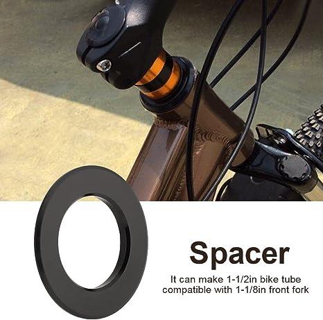 Espaciador de Auriculares de Bicicleta Arandela de Auriculares de ...