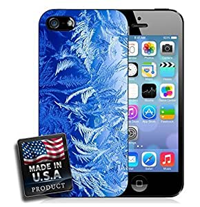 diy zhengFrozen Blue Icicles Winter Ice Queen Ipod Touch 5 5th /Hard Case