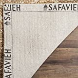 Safavieh Natural Fiber Collection NF925A Hand Woven