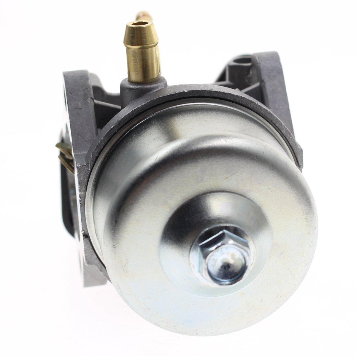 Carbhub Carburetor for Briggs & Stratton 801396 801233 801255 Snow Blower Carb by Carbhub (Image #5)