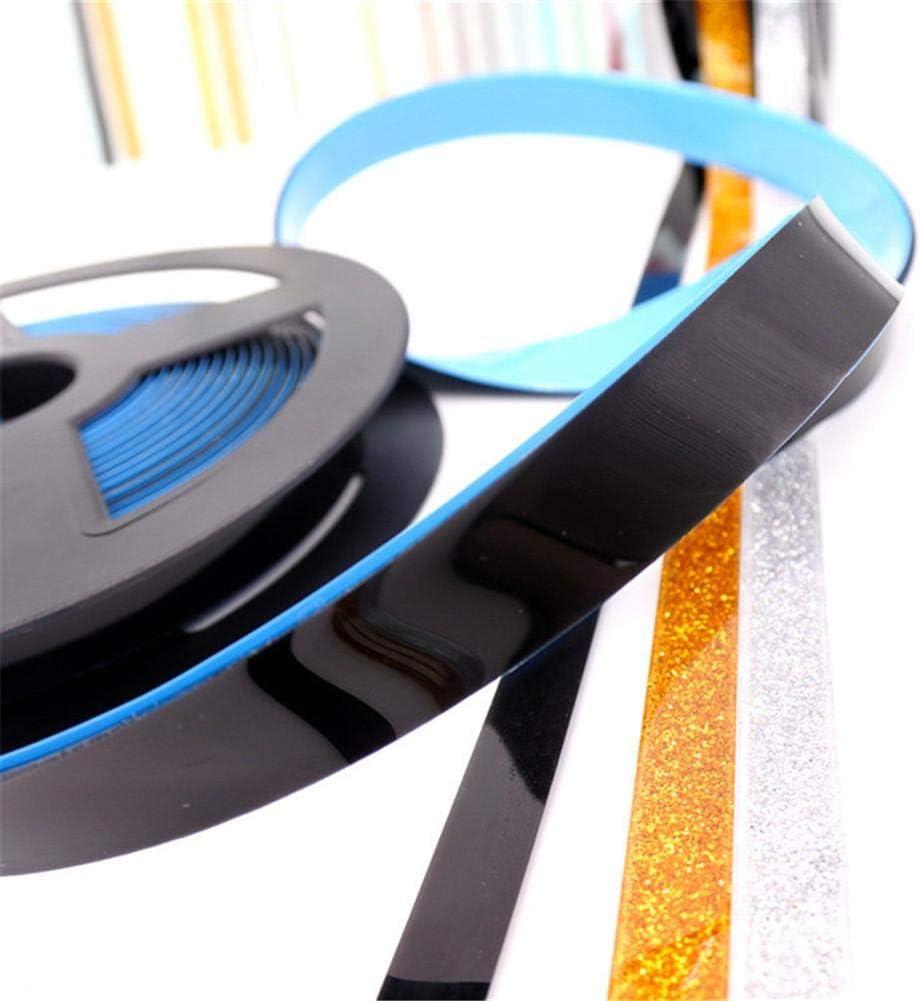 20mm Fliesenband Selbstklebendes Keramikfliesen-Gap-Band Mildewproof Floor Decorative Edges Tape Strip 6//8//10//15