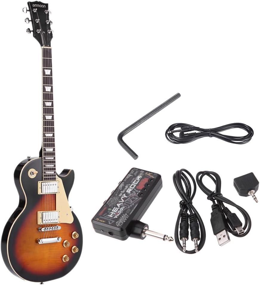 ammoon S de guitarra 23 trastes Basswood Body con vitoos ...