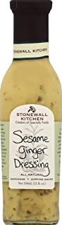 product image for Stonewall Kitchen Sesame Ginger Dressing, 11 Ounces