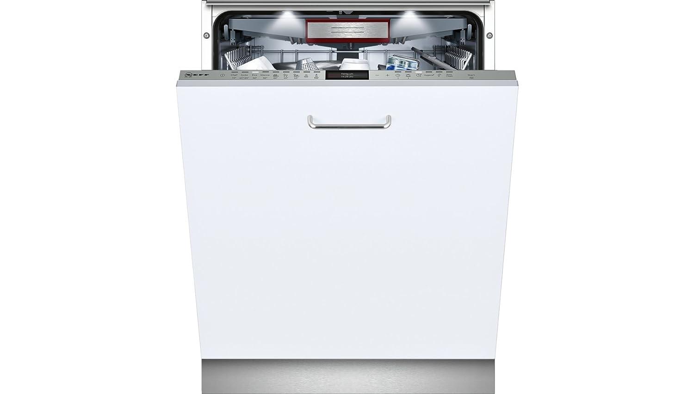 Neff GV 7805 T lavavajilla Totalmente integrado 13 cubiertos A+++ ...