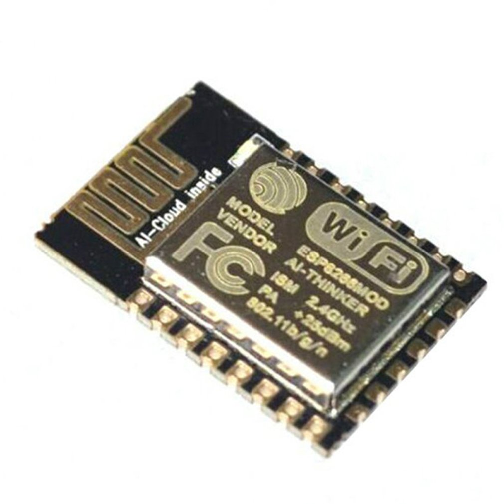 Hiletgo 3pcs ESP8266 esp-12e Serial WiFi Transceiver Board telecomando wireless Module AP + STA 3-01-0265