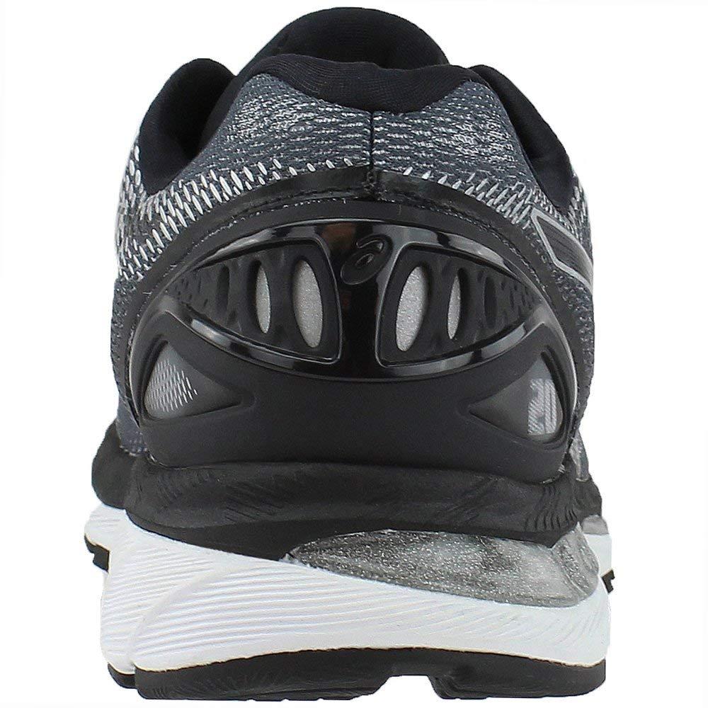 ASICS Men's Gel-Nimbus 20 Running Shoe, Carbon/Black/Silver, 6.5 Medium US by ASICS (Image #3)
