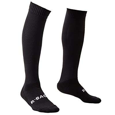 1/3/5 Pack Men's Knee High Sports Soccer Socks/Size(6 US - 10 US)