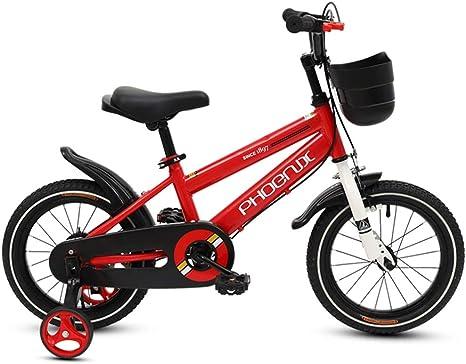 Xiaoping Bicicleta Niño de 2 años Bicicleta de 3 a 6 años Bicicleta ...