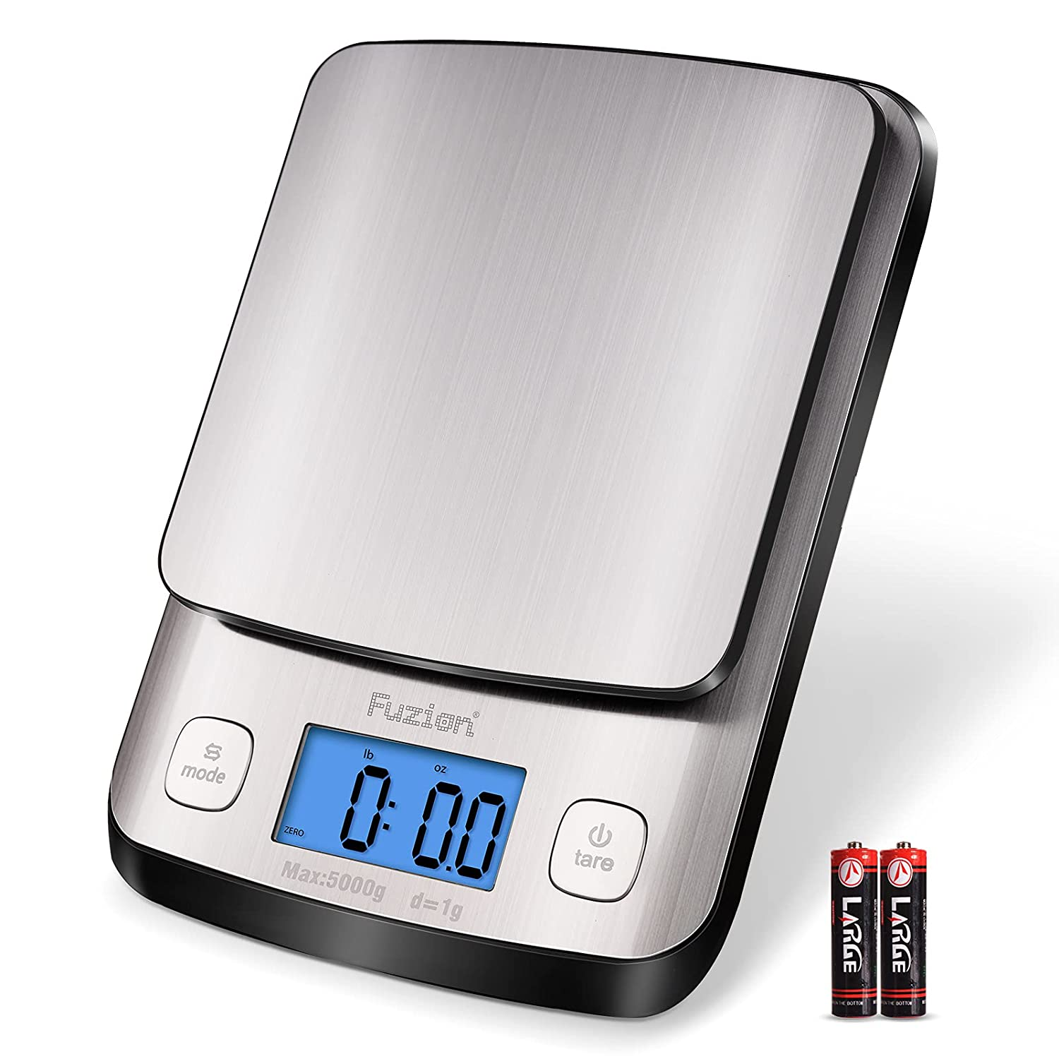Fuzion Digital Kitchen Bombing new work Scale 11lb G Food Charlotte Mall Scales Weight