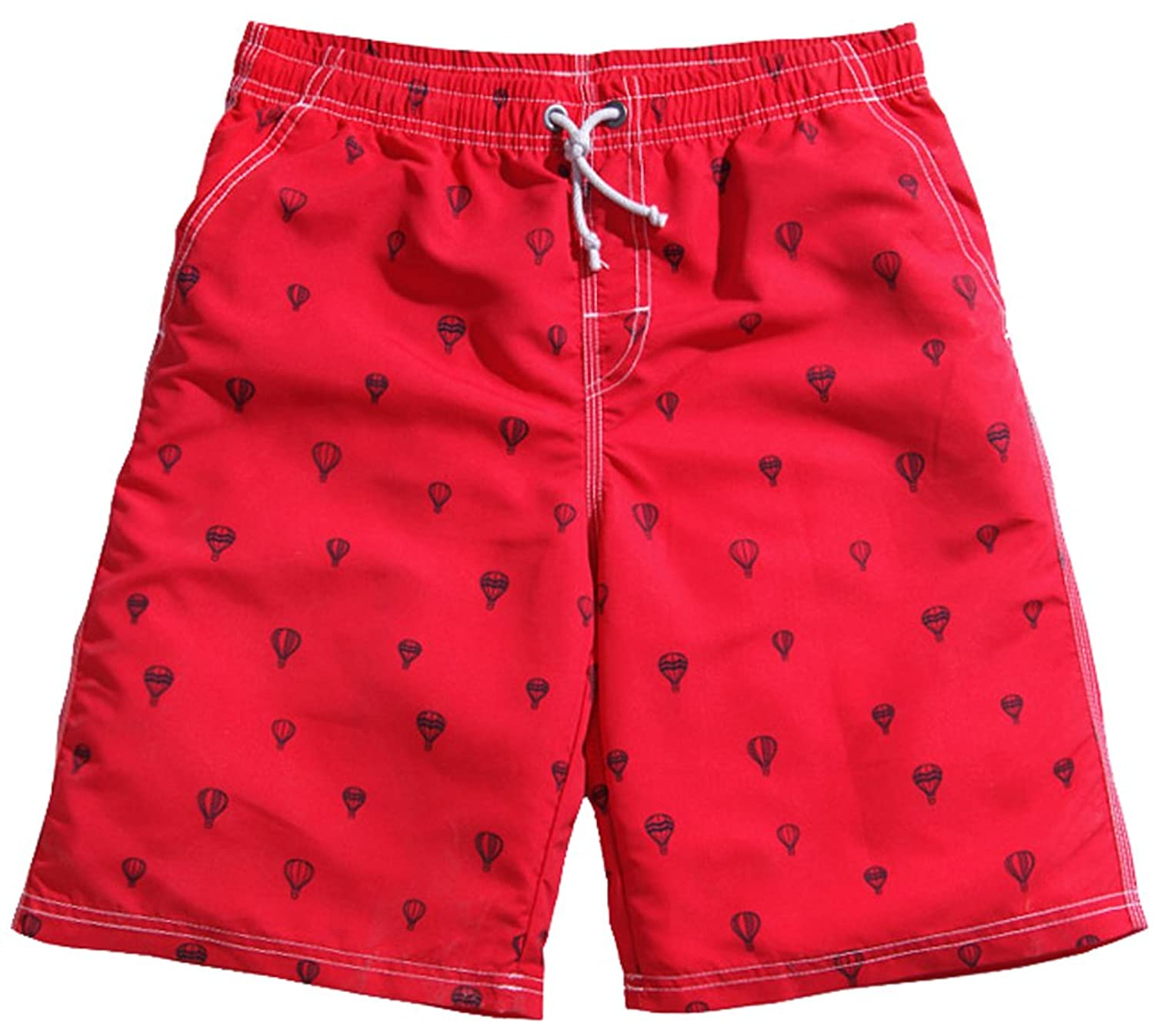 aaf47cc20be48 hot sale 2017 Wishwhat Men s Hot Air Balloon Summer Swim Trunks Surf Shorts  Board Shorts · Oberora Womens Casual Ripped Elastic Bodycon Denim Pants  Jeans ...