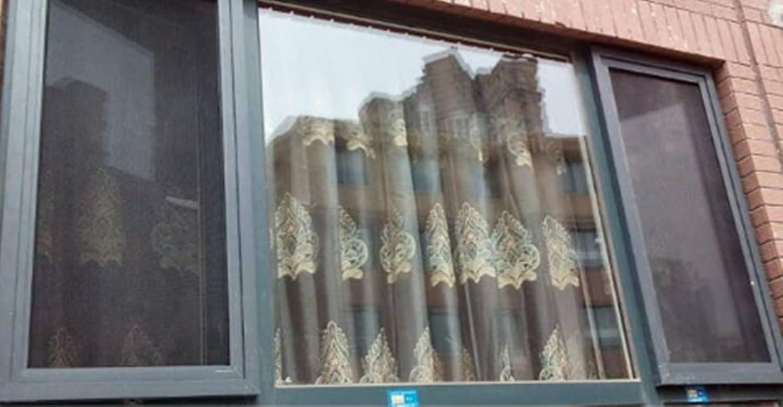Mosquitera de fibra de vidrio autoadhesiva con gancho y cinta de velcro ajustable a la ventana Mitef DIY blanco