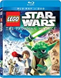 Star Wars Lego: The Padawan Menace Blu-ray