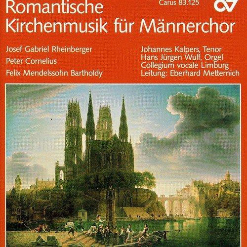 Romantische Kirchenmusik fur Mannerchor ()