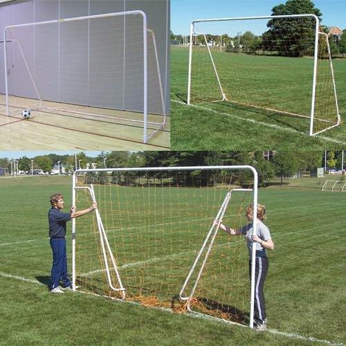- Alumagoal BSN Indoor Soccer Goal Net (1 EA)