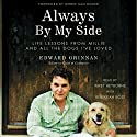 Always by My Side: Life Lessons from Millie and All the Dogs I've Loved Audiobook by Edward Grinnan, Debbie Macomber - foreword, Rebekkah Ross Narrated by Kirby Heyborne