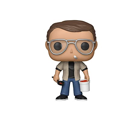 Funko Pop! Movies: Jaws - Chief Brody: Toys & Games