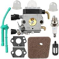 KKmoon Kit Carburador con Filtro de Aire, Línea