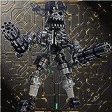 Piston Head Army Statue - Recycling/Scrap Metal