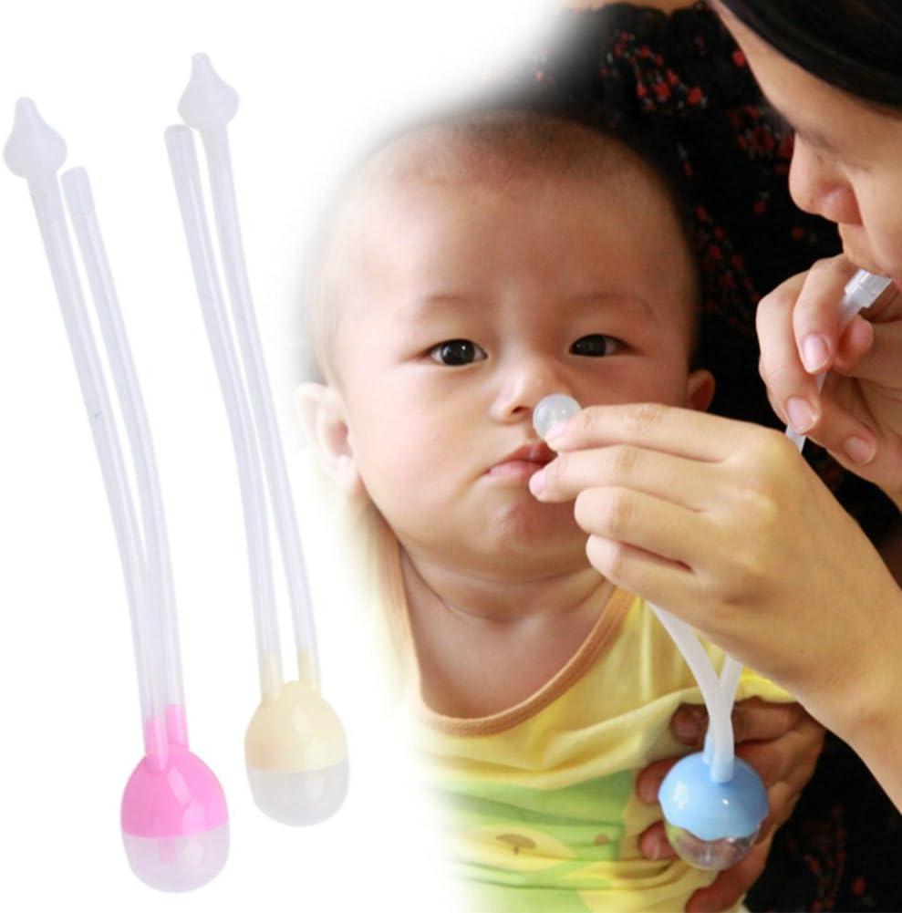 Aspirador nasal para recién nacido, aspirador de seguridad para la ...
