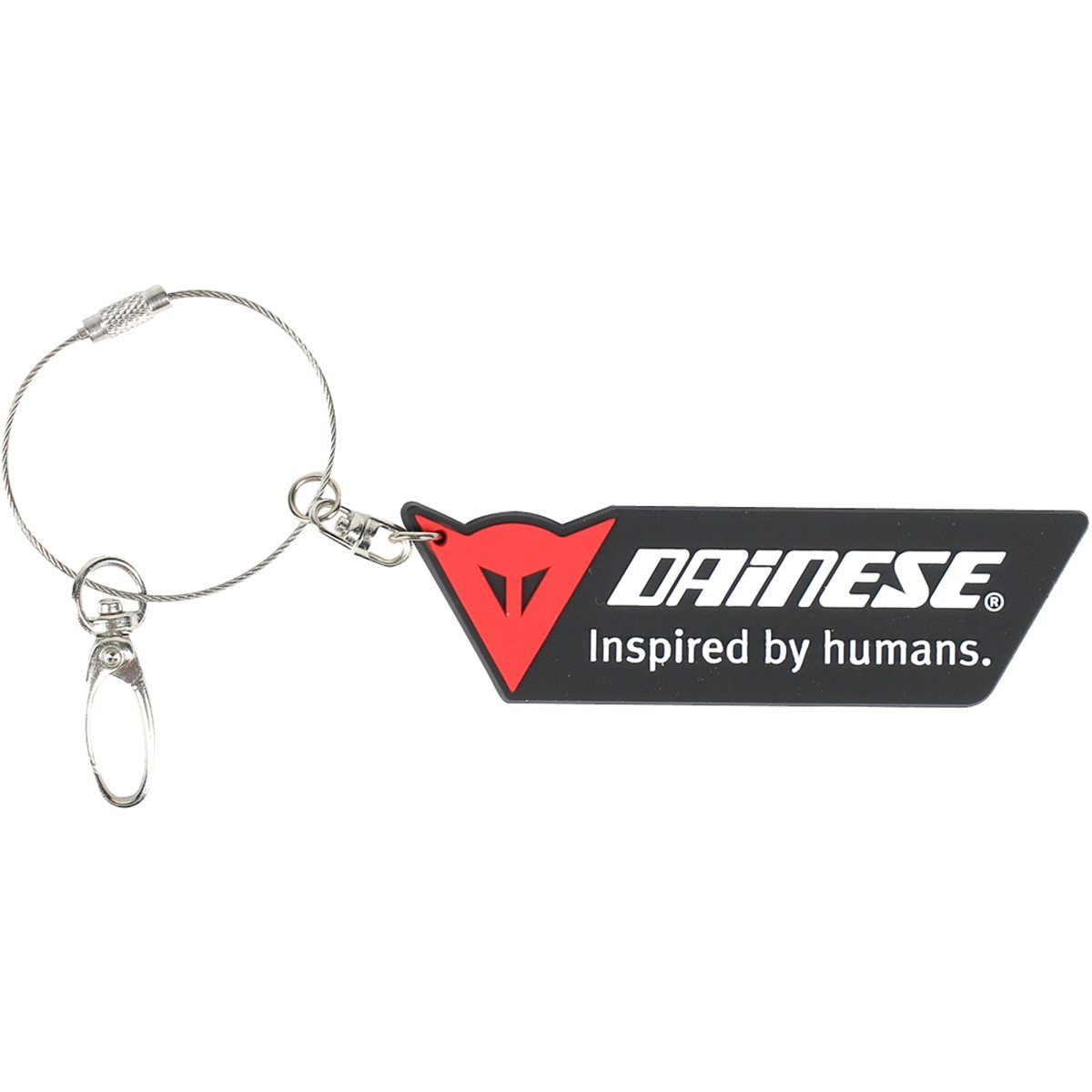 Dainese D de Key Holder. Negro Rojo Blanco. NUEVO: Amazon.es ...