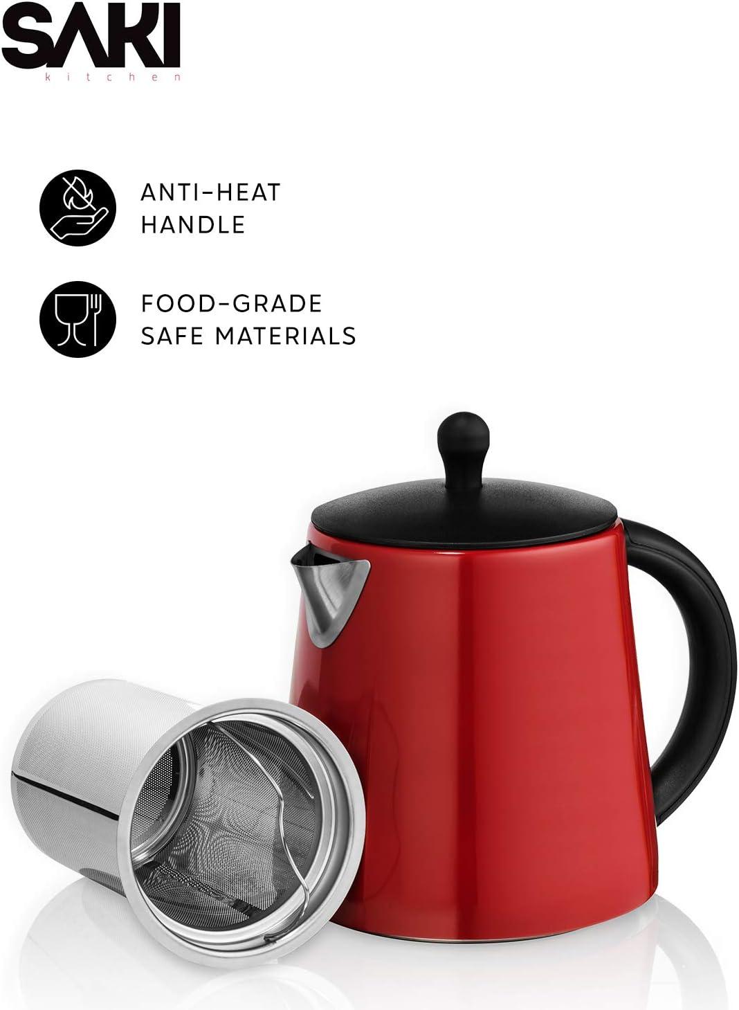 Saki Tea Maker 1.7 L,110 V Electric
